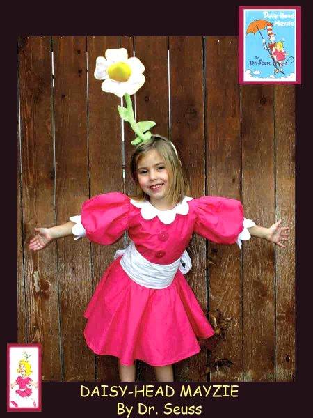 Kaylee - Daisy-Head Mayzie, Dr. Seuss Book Characters Costume