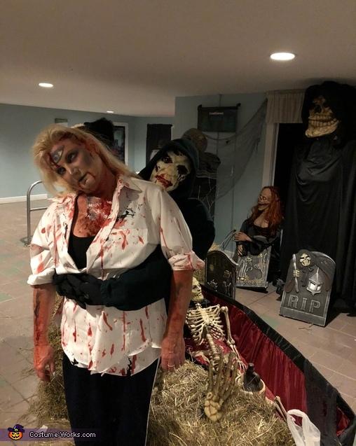 Severed Victim Costume
