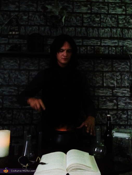 Severus Snape Costume