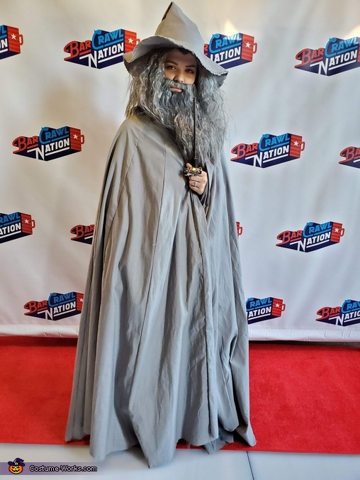 Gandalf is that you?, Sexy Gandalf Costume