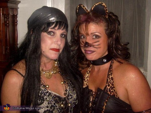 Sexy Kitty Costume
