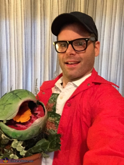 Seymour and Audrey II Costume