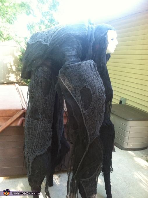 Shadow Strider Costume
