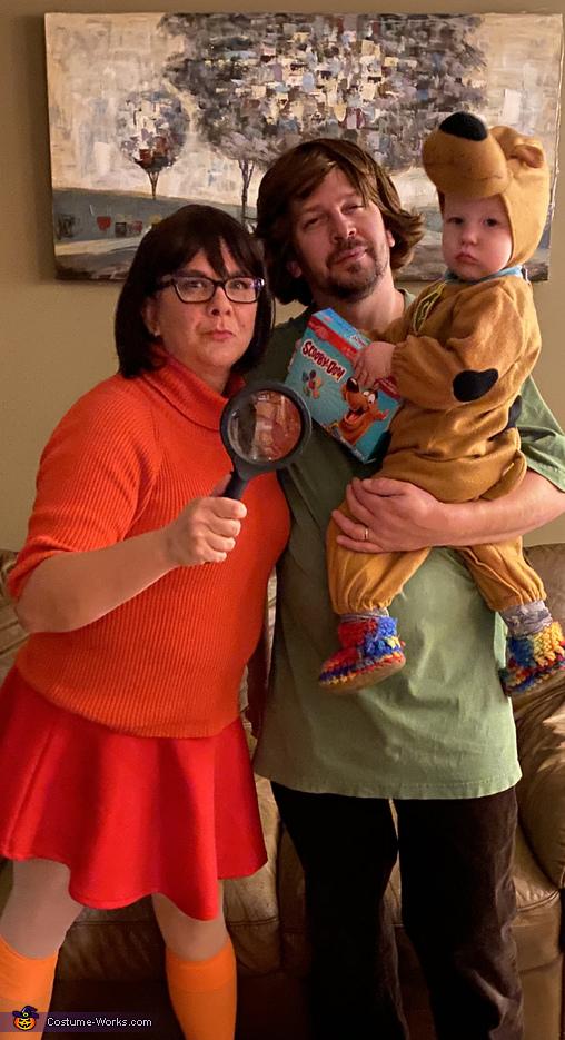 Shaggy, Velma, Scooby Doo Costume