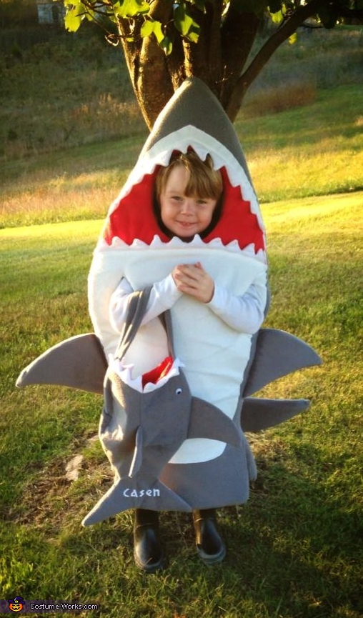 Shark Costume  sc 1 st  Costume Works & Shark - DIY Halloween Costume