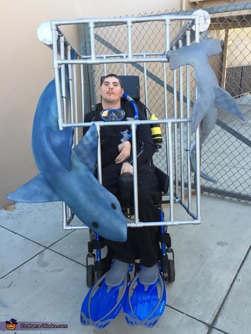 Shark Tank Costume