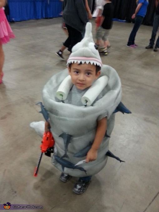Sharknado Costume