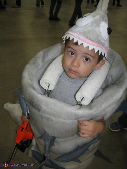 Sharknado Costume for Kids