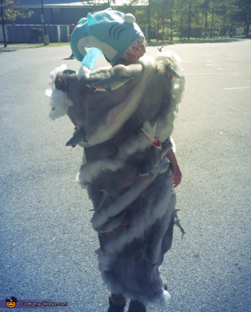 Sharknado Movie Costume