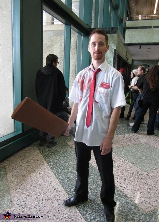 Shaun of the Dead Costume