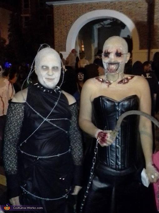 Shay Cenobite Costume