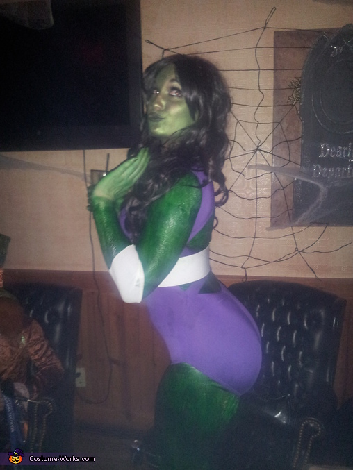 She-Hulk Costume