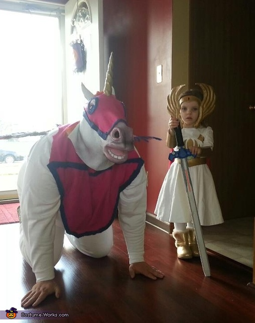 She-Ra and Swift Wind Costume