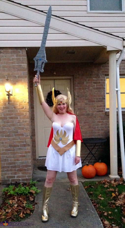 She-Ra and Swiftwind Costume