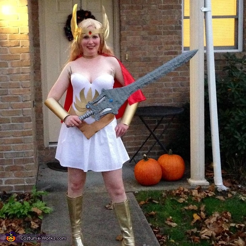 She-Ra picture two, She-Ra and Swiftwind Costume
