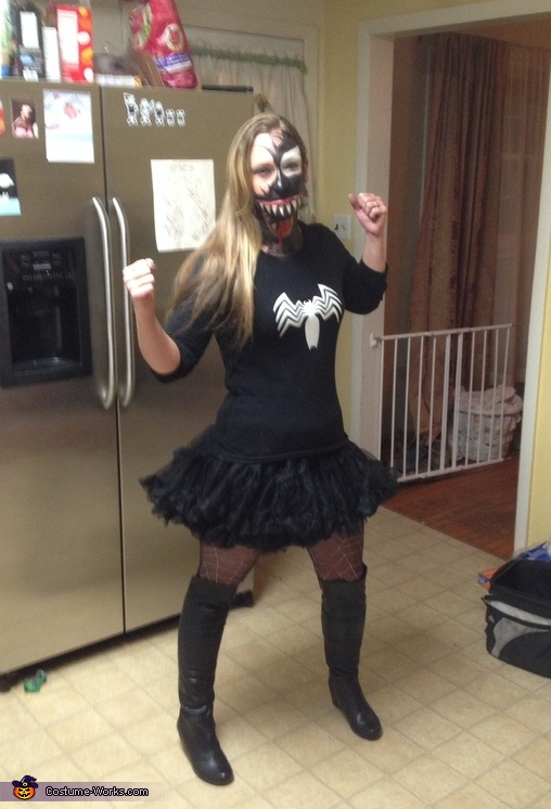 She-Venom Costume