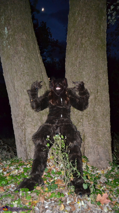 She-Werewolf - Homemade costumes for girls