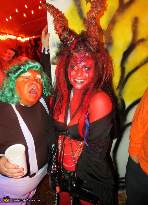 She Devil Costume