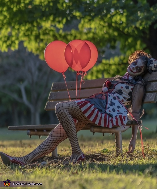 She Pennywise Costume