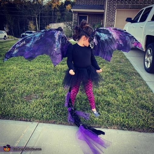 Shimmer Dragon Costume