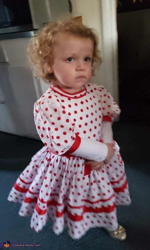 Shirley Temple, Shirley Temple Costume