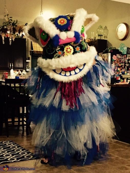 Shisa Costume