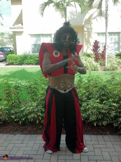 Sho Nuff the Shogun Costume