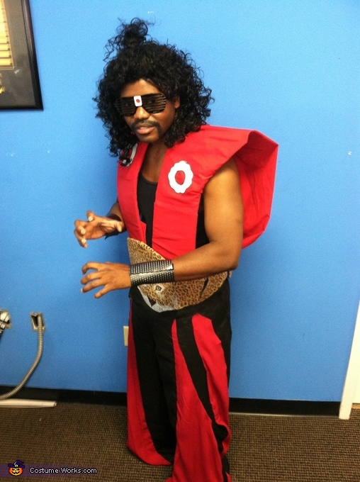 Shogun of Harlem, Sho Nuff the Shogun Costume