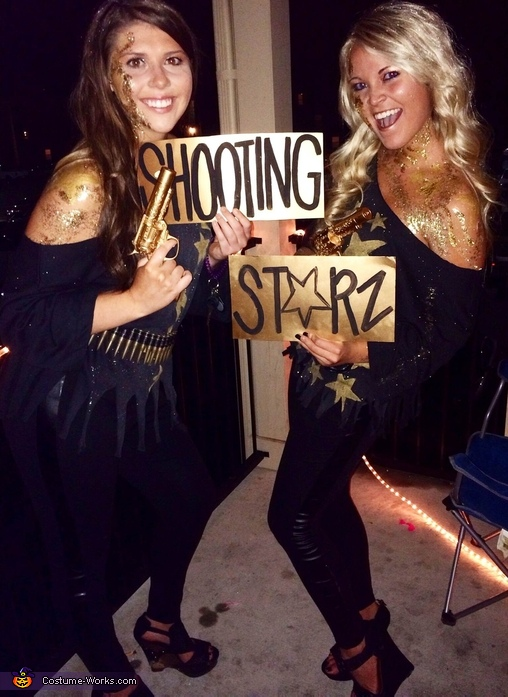 Shooting Stars Costume