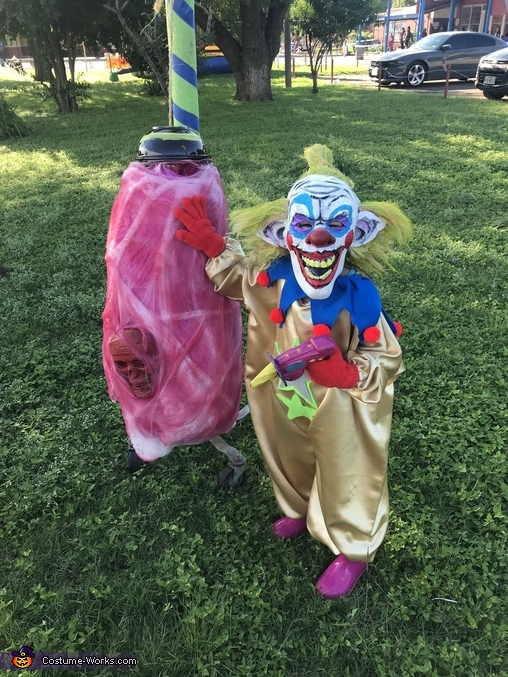 Shorty from Killer Klowns from Outer Space Costume