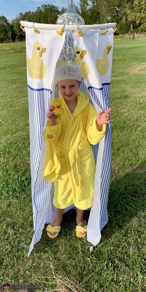 Shower Time Homemade Costume