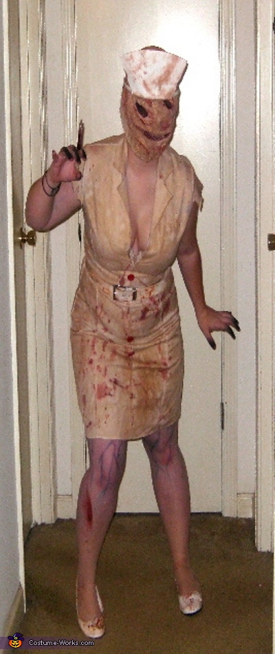 Silent Hill Nurse - Homemade costumes for women