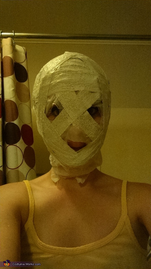 Homemade Silent Hill Nurse Costume