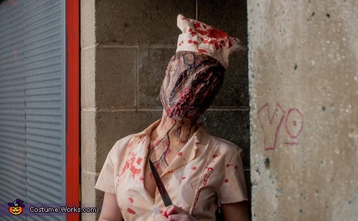 Headshot, Silent Hill Nurse Costume
