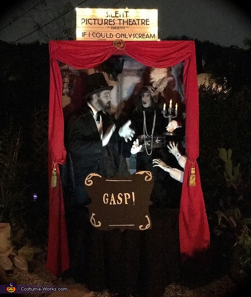 Silent Movie Theater Costume