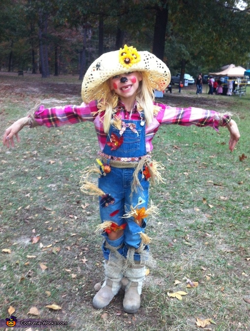 Scarecrow in the field!, Scarecrow Costume
