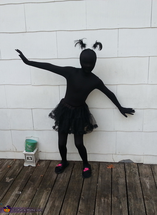 Silly Shadow Costume
