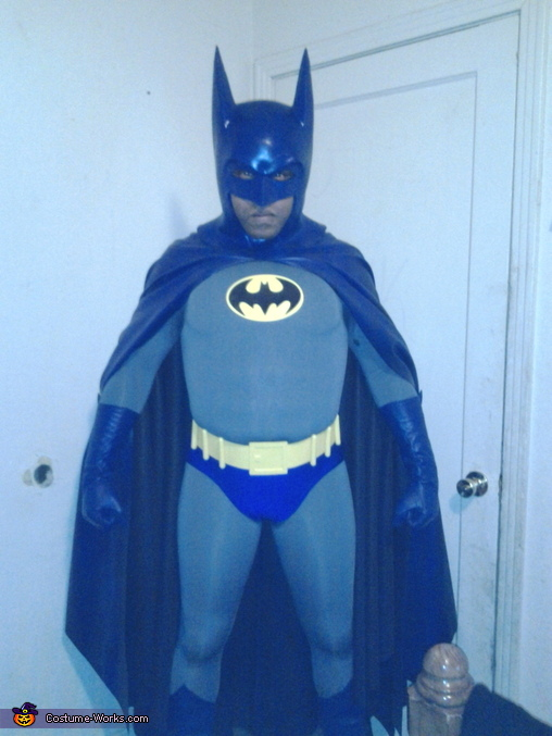Silver Age Batman Costume
