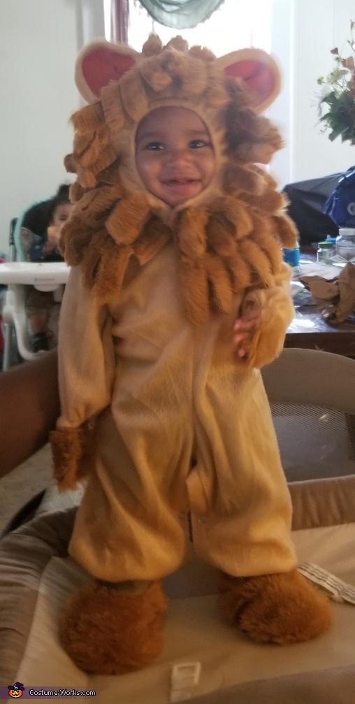 Baby Simba, Simba Costume