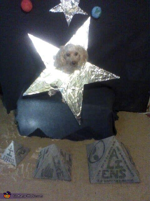 Sirius the Dog Star Costume