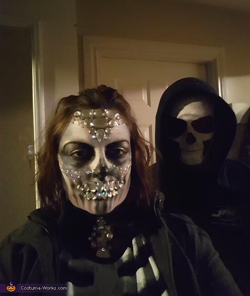 Skeleton Costume Ideas