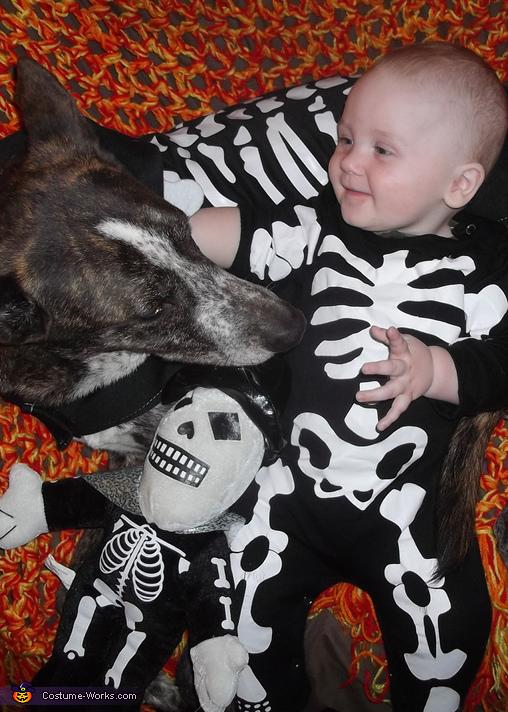 Skeleton Crew, Skeleton Crew Costume