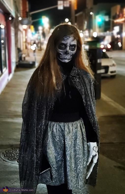 Skeleton Princess Costume