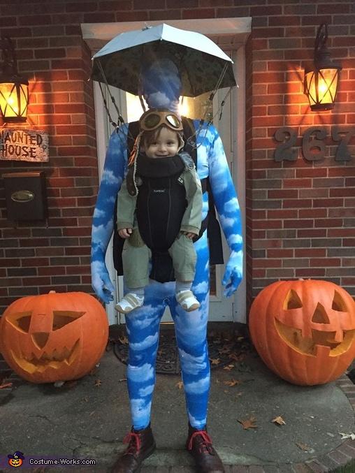 Skydiver Costume