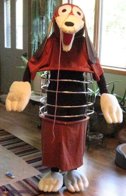 Slinky Dog Costume