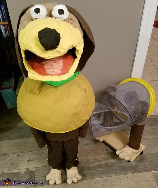 Slinky Dog from Toy Story, DIY Slinky Dog Costume