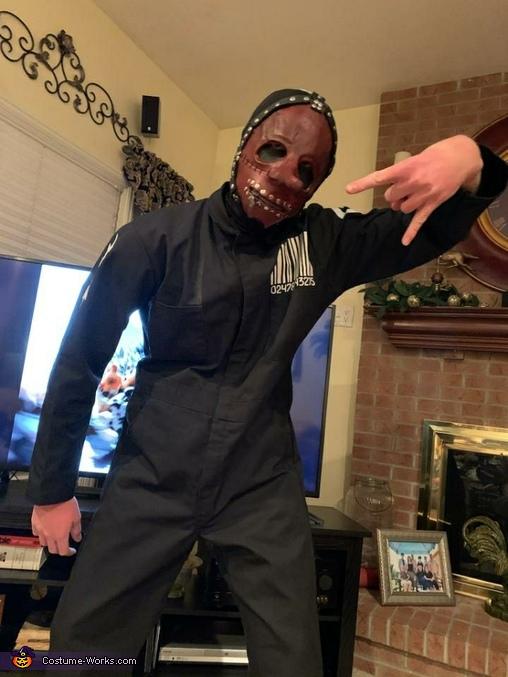 Slipknot Costume