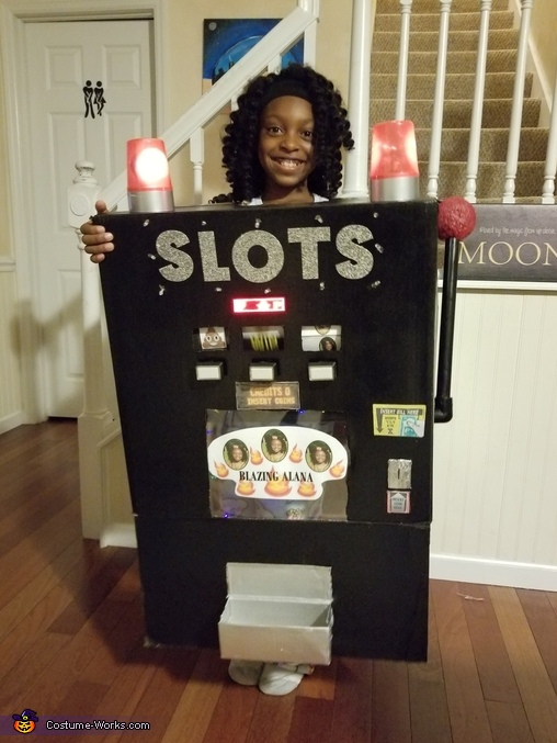 Slot Machine Costume