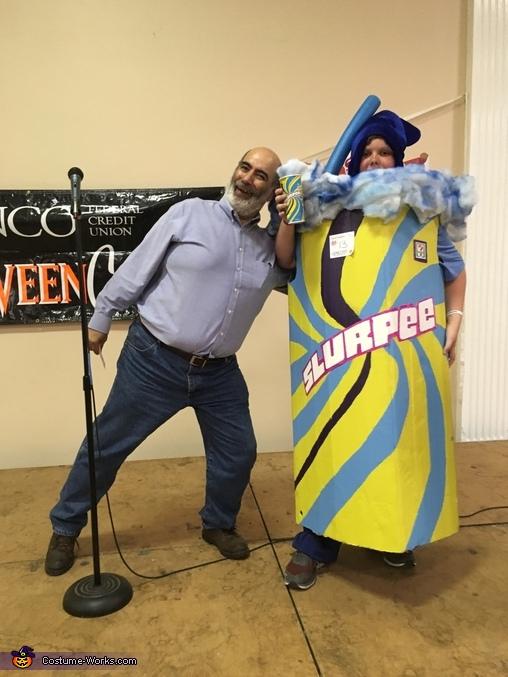 Slurpee cup, Slurpee Cup Costume