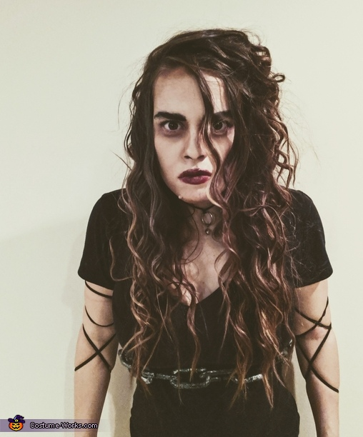 Lestrange, Slytherins Costume